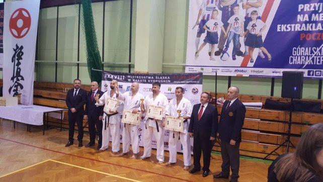III miejsce na Mistrzostwach Śląska