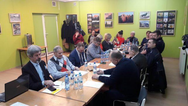 Noworoczne spotkanie Rady Jednostki