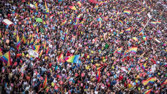 Równe prawa, niedyskryminacja, wolność, miłość